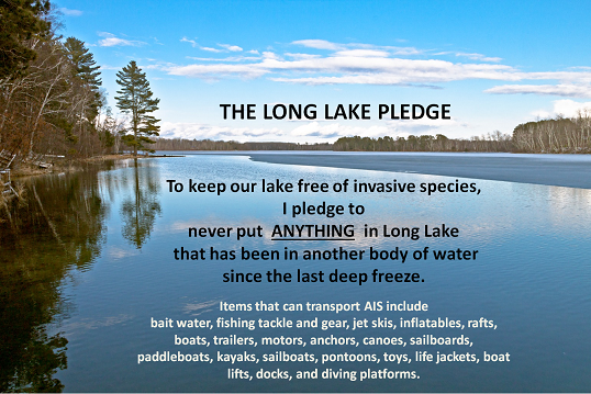 Long Lake Pledge